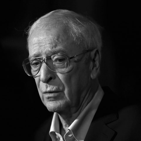 Michael Caine gets teary-eyed over his lost youth