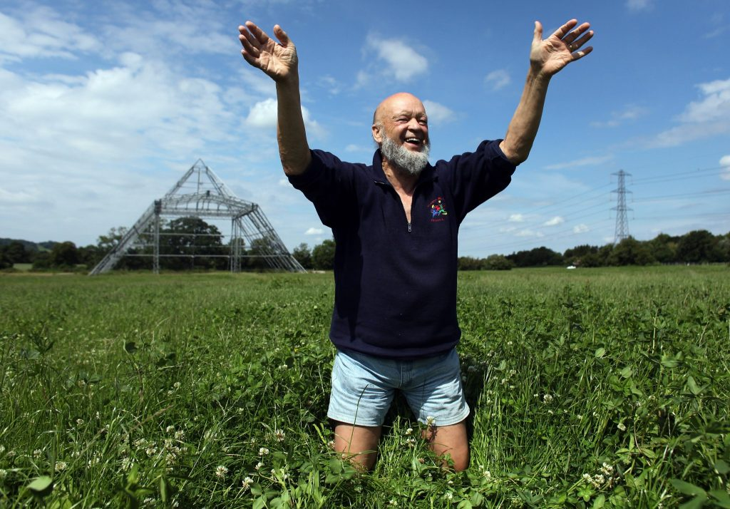Michael Eavis says every performer has a place at Glasto