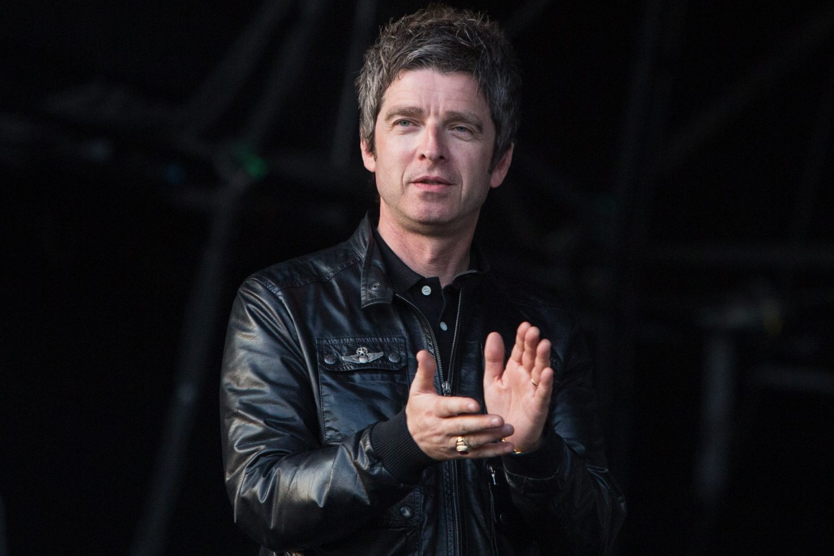 Is Noel Gallagher gearing up for a dance track?