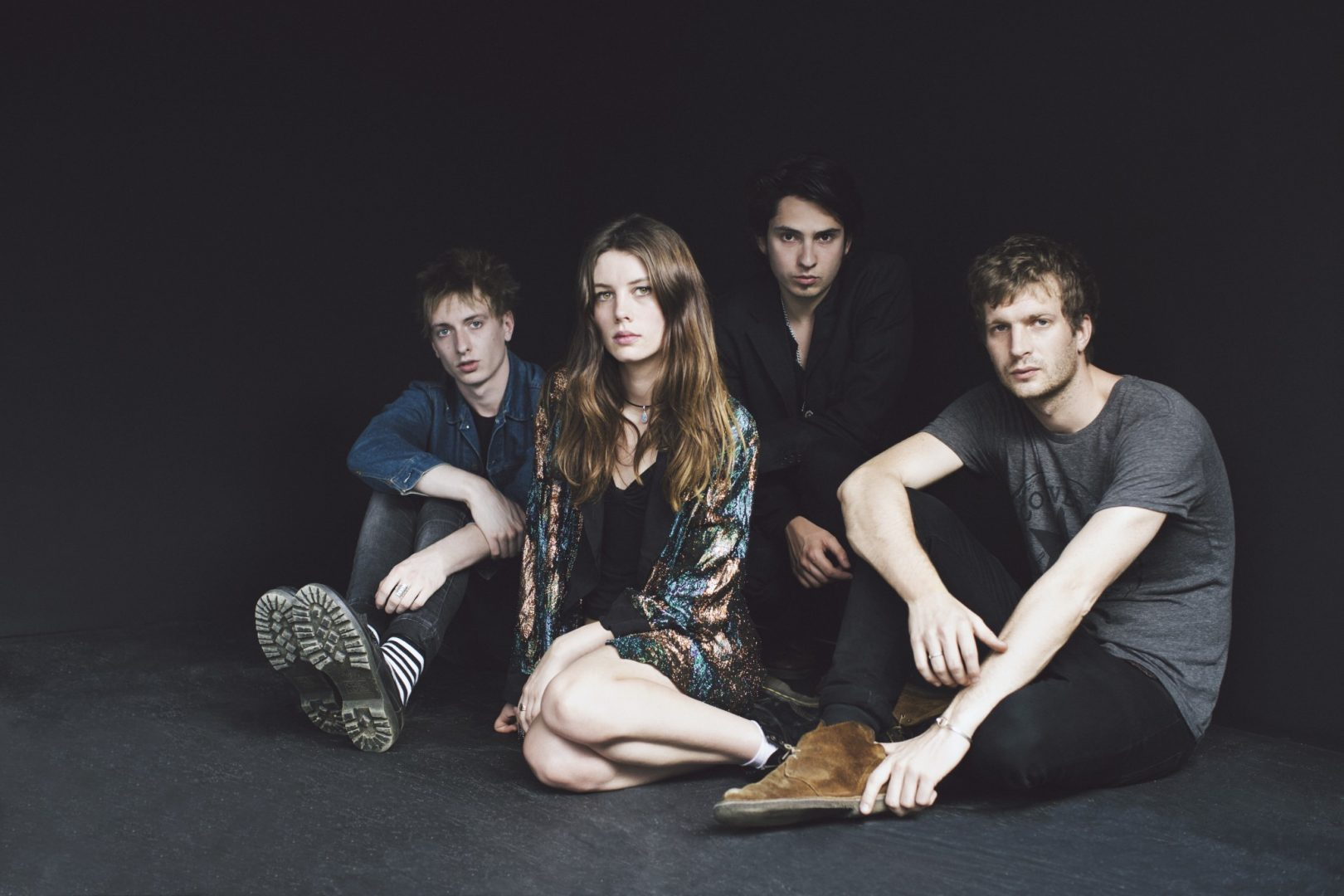 Wolf Alice found 1D an unlikely inspiration