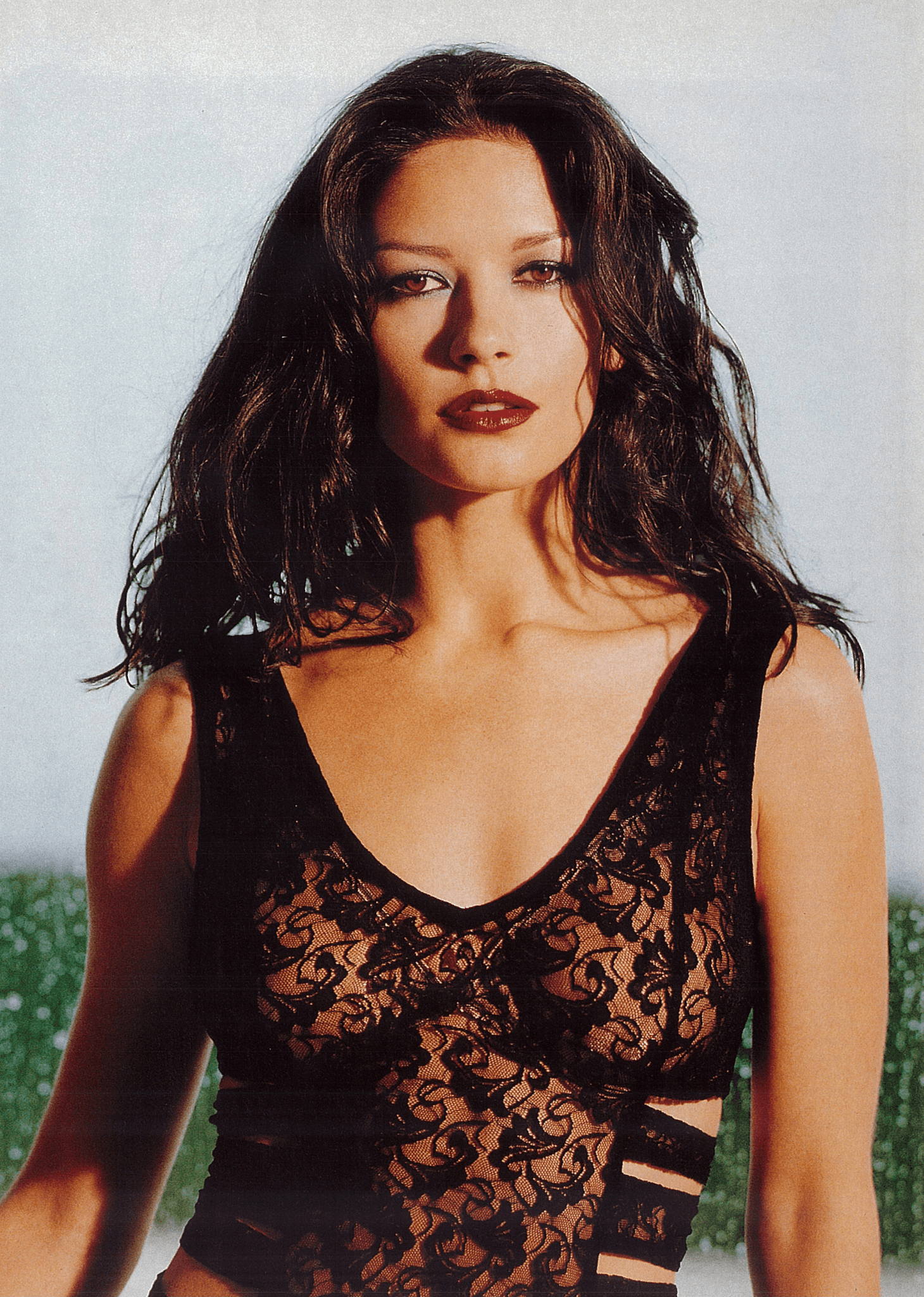 Catherine Zeta-Jones Loaded Shoot