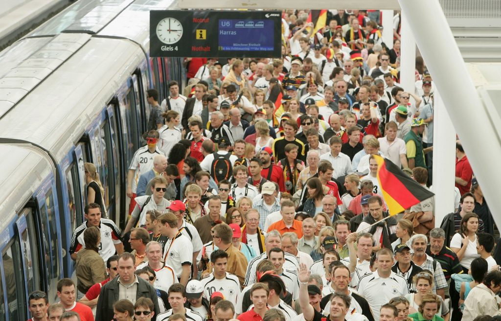 Britain could learn a thing or three from mainland Europe's public transport