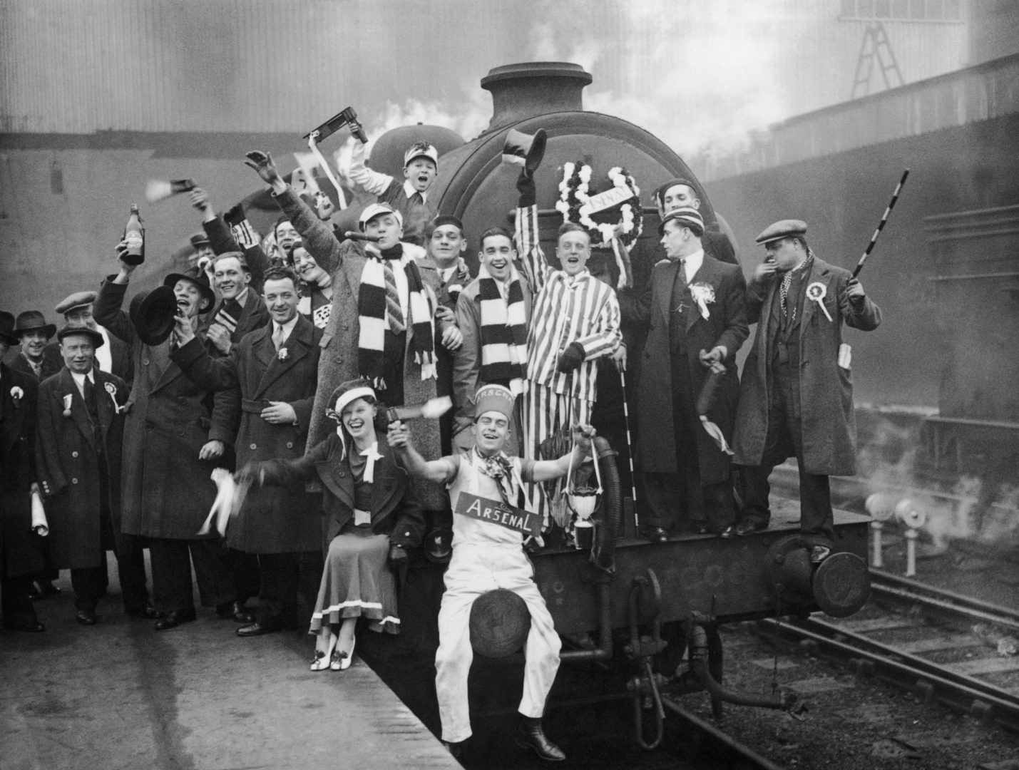 Today's football trains are a farce