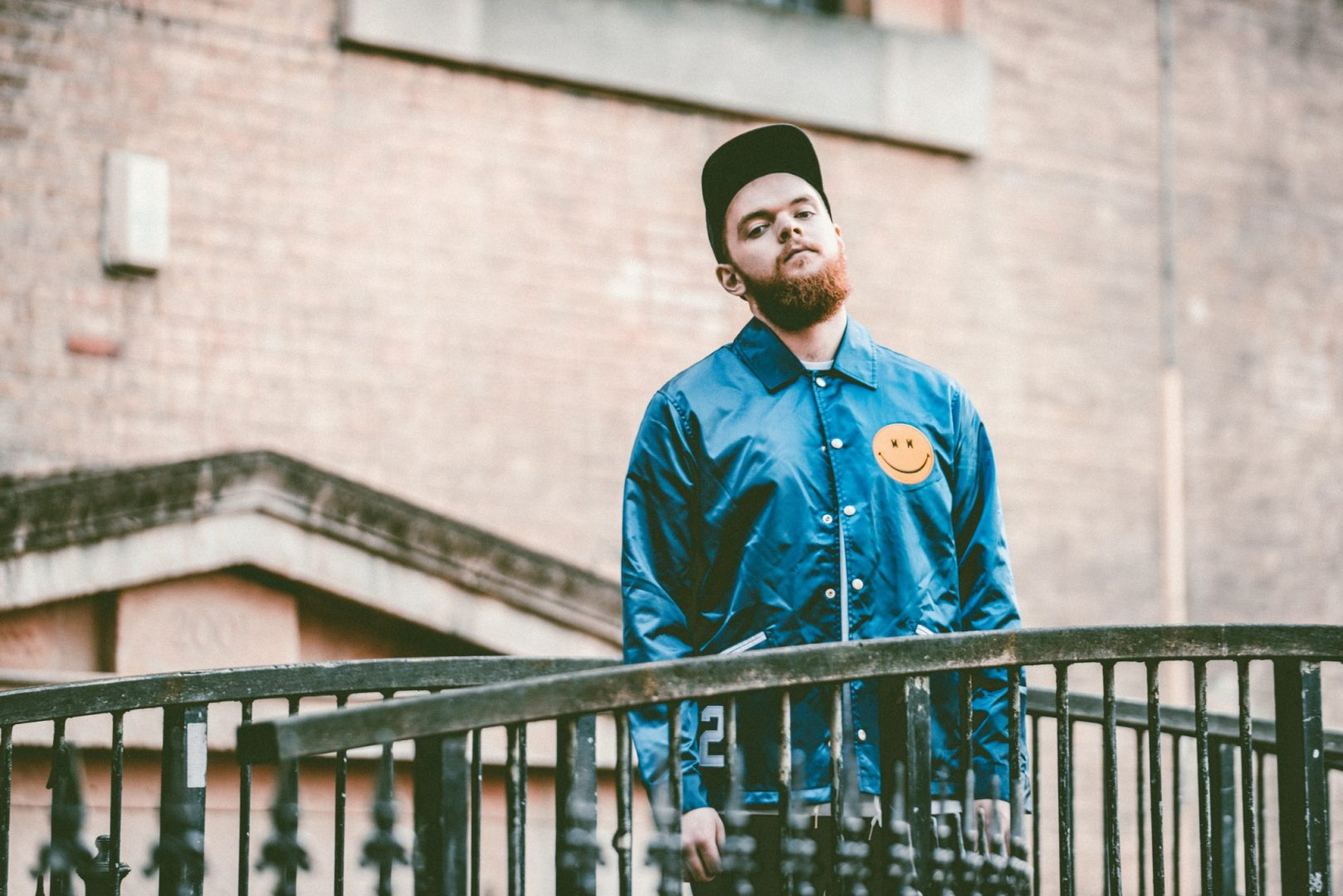 Jack Garratt is happy to say he's in showbiz because he loves attention