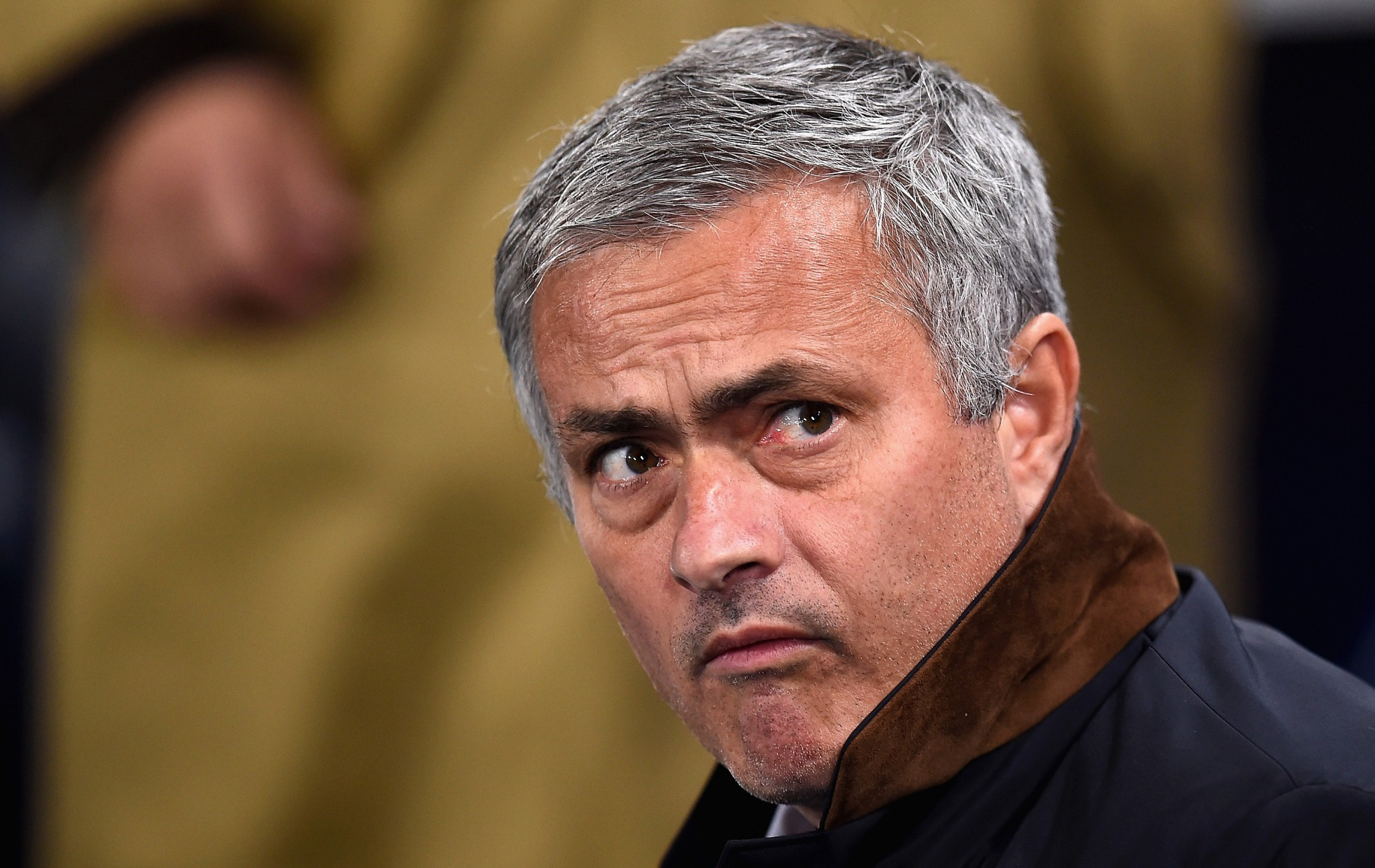 José Mourinho of Chelsea FC has endured a bad run of results