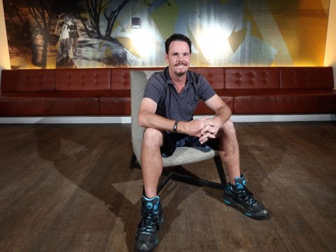 Kevin Dillon is philosophical about his career