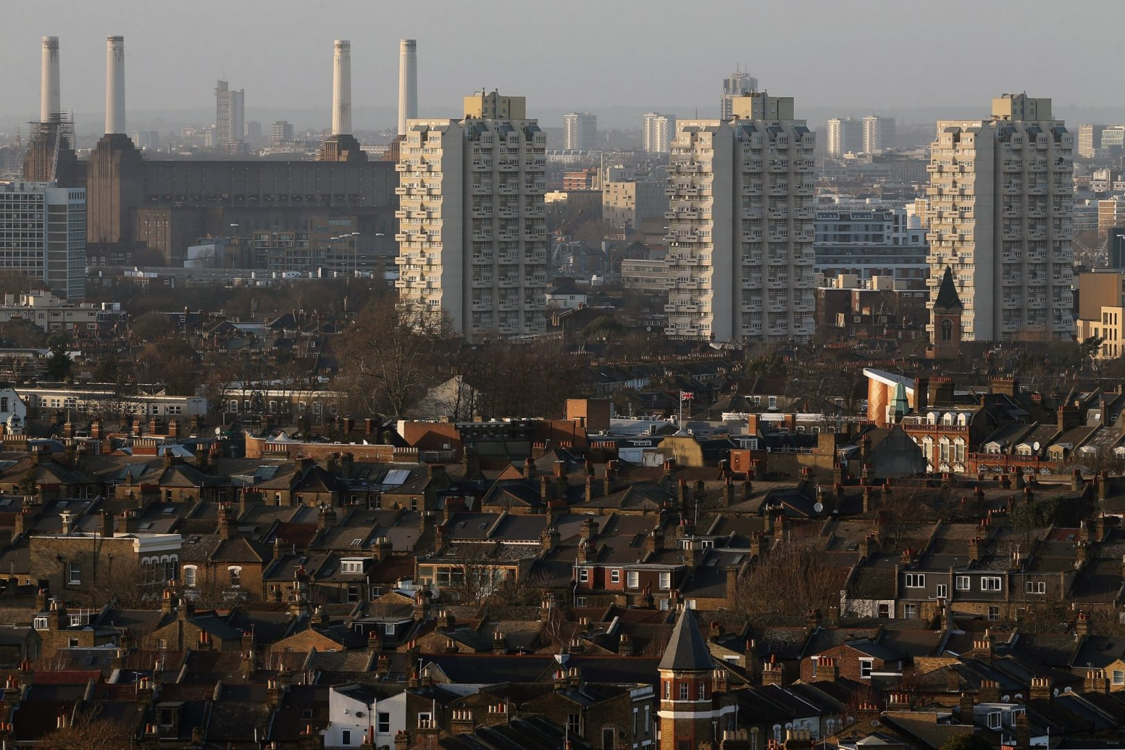 The average deposit for first time buyers in London will be more than £100,000 by 2020