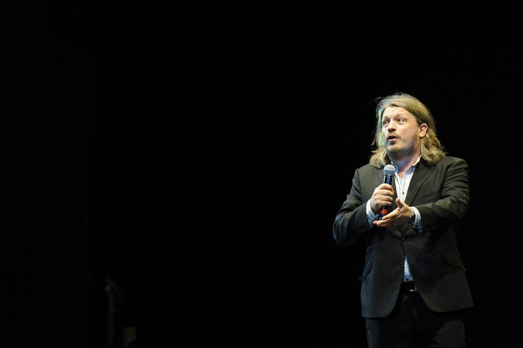 Richard Herring's Leicester Square Theatre podcast is number one on our list of best podcasts