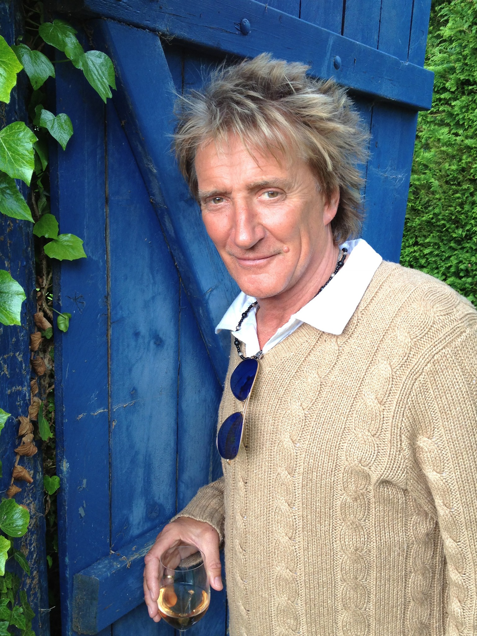 Rod Stewart Interview New Album Loaded
