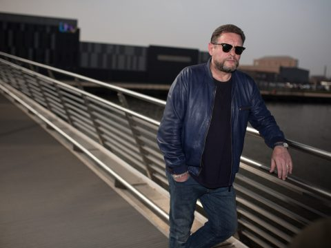 Shaun Ryder believes in staying young at all costs