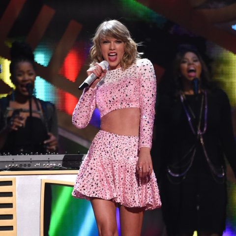 Taylor Swift at iHeart Radio