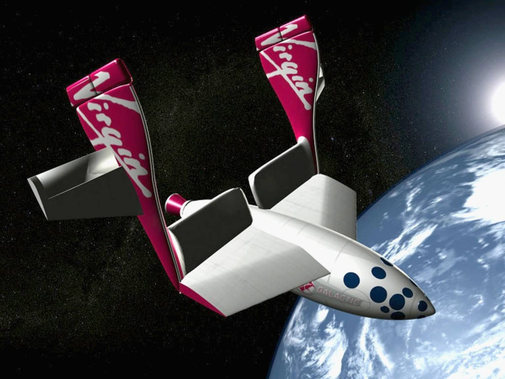 How Virgin may brand its spacecraft