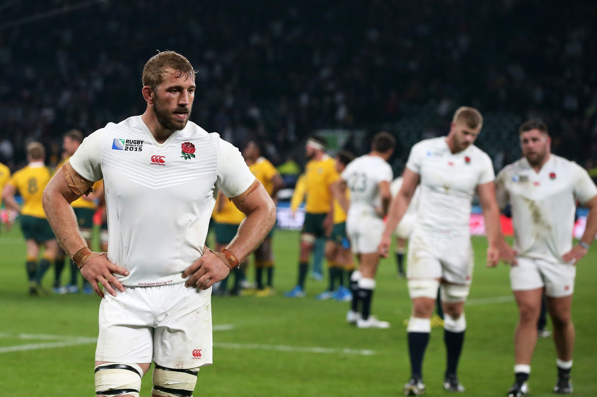 Chris Robshaw disappointed after Australia defeat