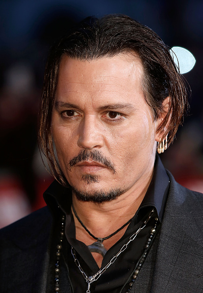Johnny Depp At Black Mass Preview