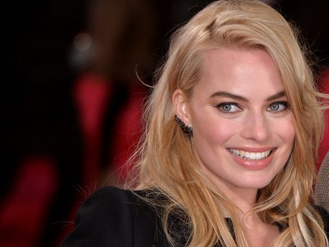 Margot Robbie who is set to star in The Legend of Tarzan