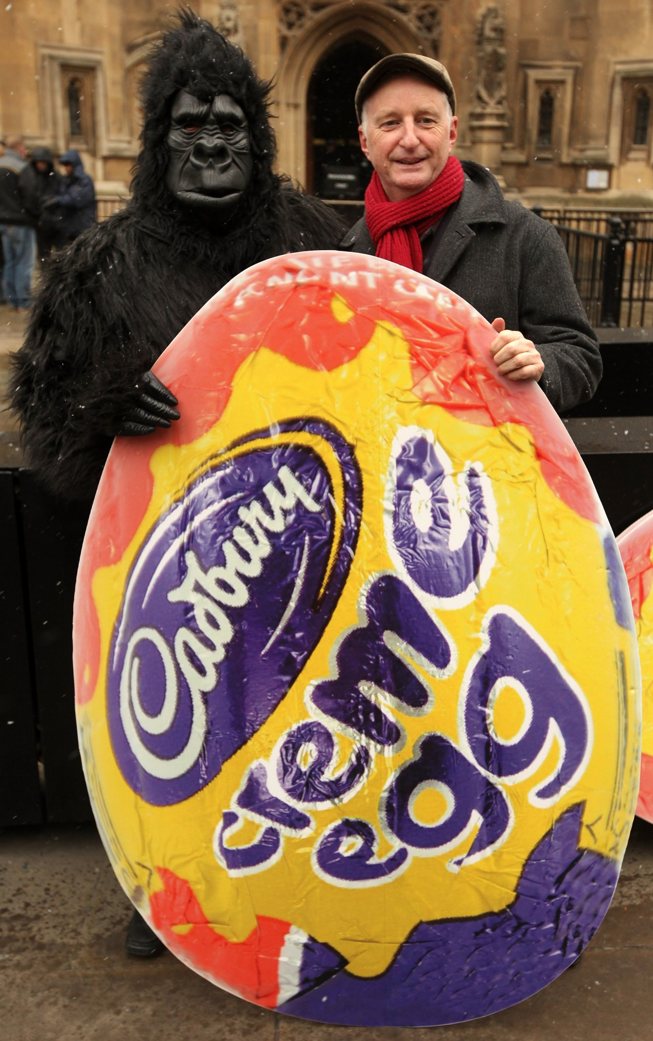 Creme Egg makers Cadbury have been accused of tax dodging