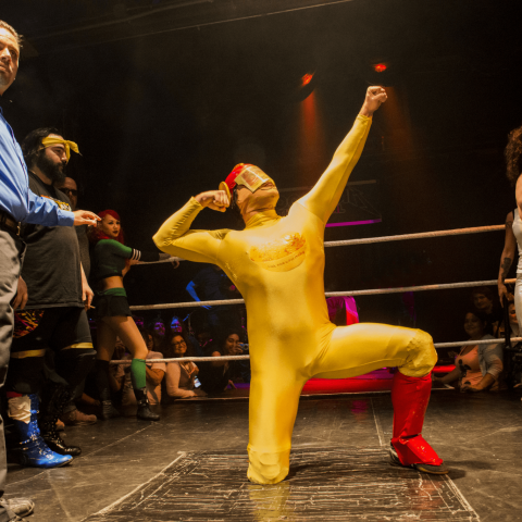 Cereal Man and The Dark Sheik at Hoodlum – Loaded