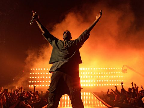 Kanye West predicted to return with new album SWISH in 2016
