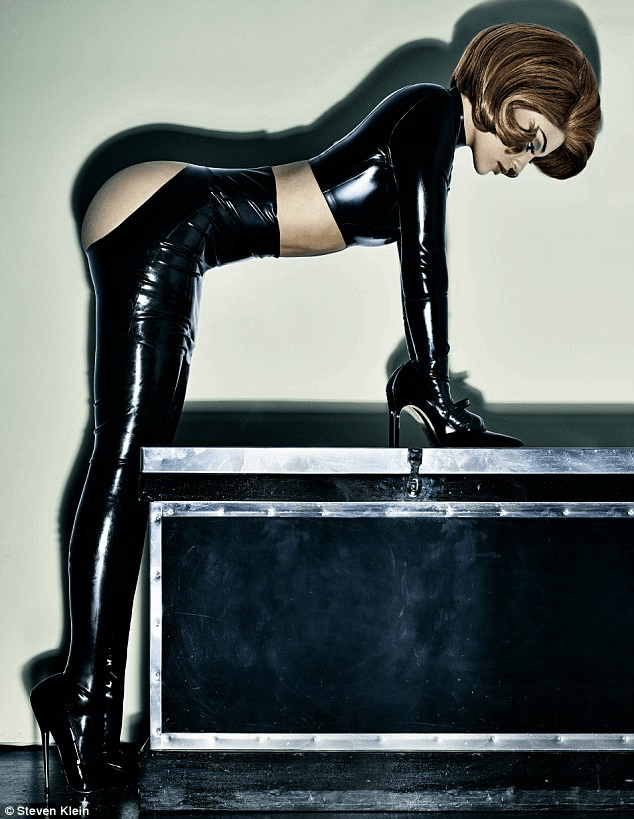 Kylie Jenner poses for controversial new shoot with Interview Magazine.