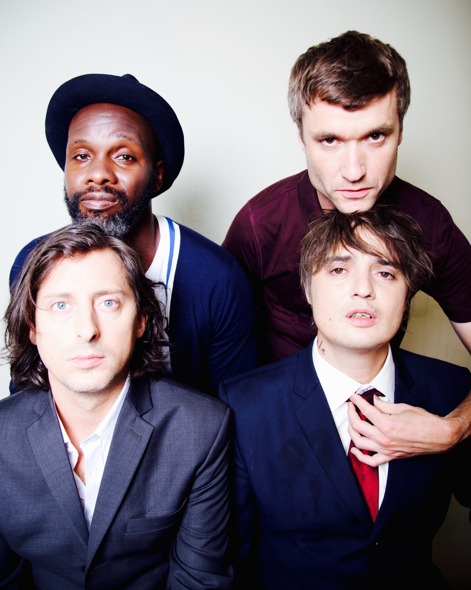 Gunga Din and Don't Look Back Into The Sun hitmakers The Libertines