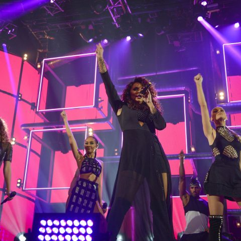 Little Mix perform Black Magic at BBC Music Awards