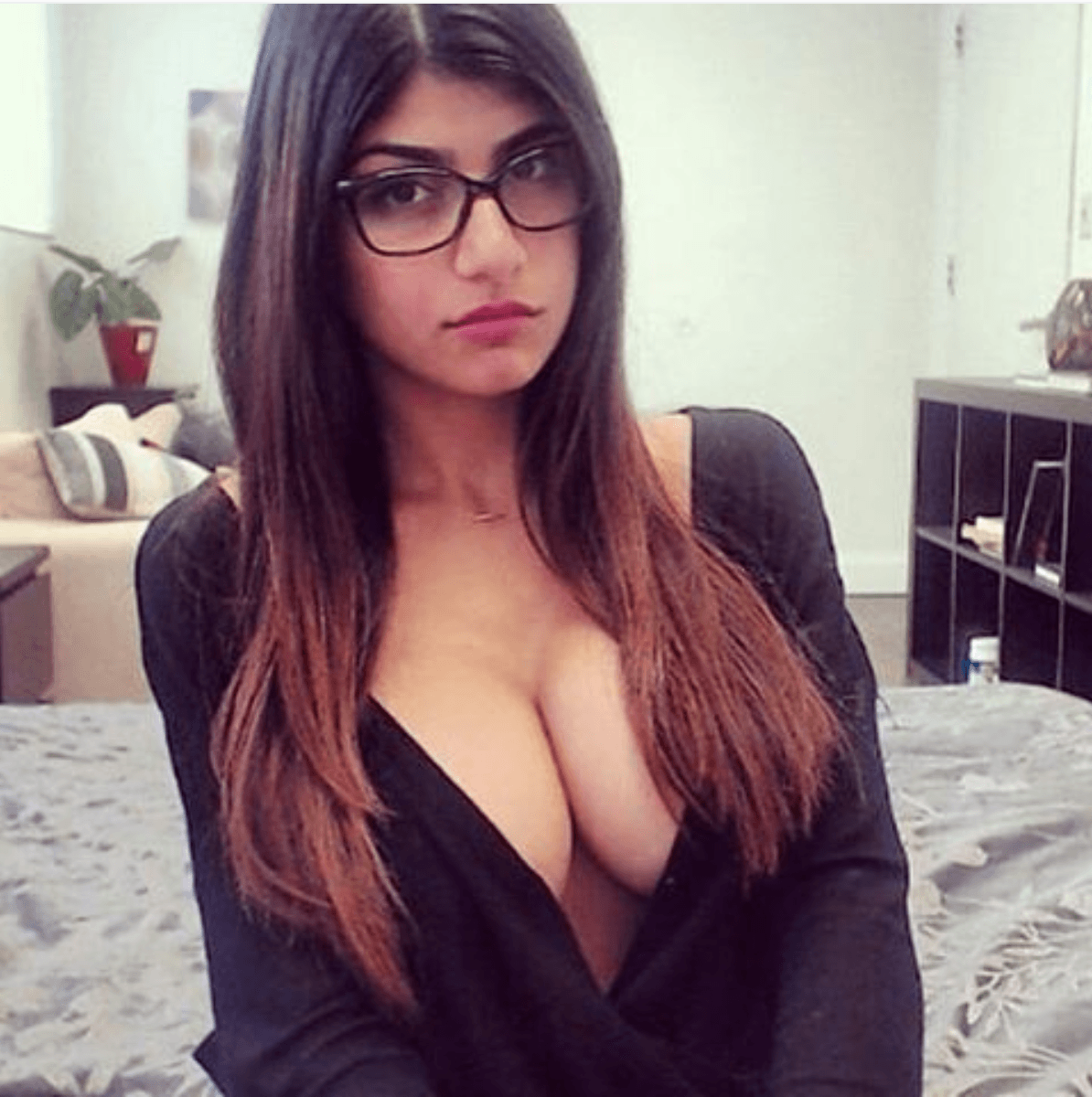 Hijab porn star Mia Khalifa Loaded