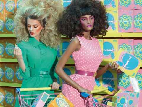 Miles Aldridge's Miles Of Mac Book