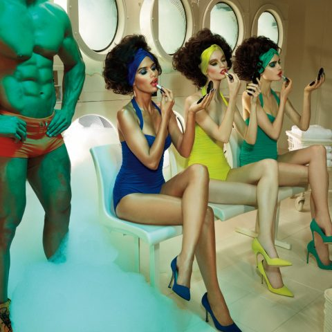 Miles Aldridge Miles Of Mac Book
