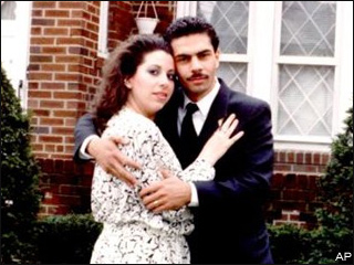 Thomas and Rosemarie Uva who died after robbing the mafia