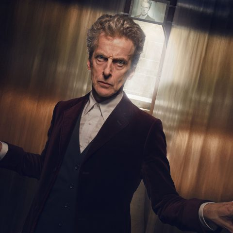 Peter Capaldi in Doctor Who