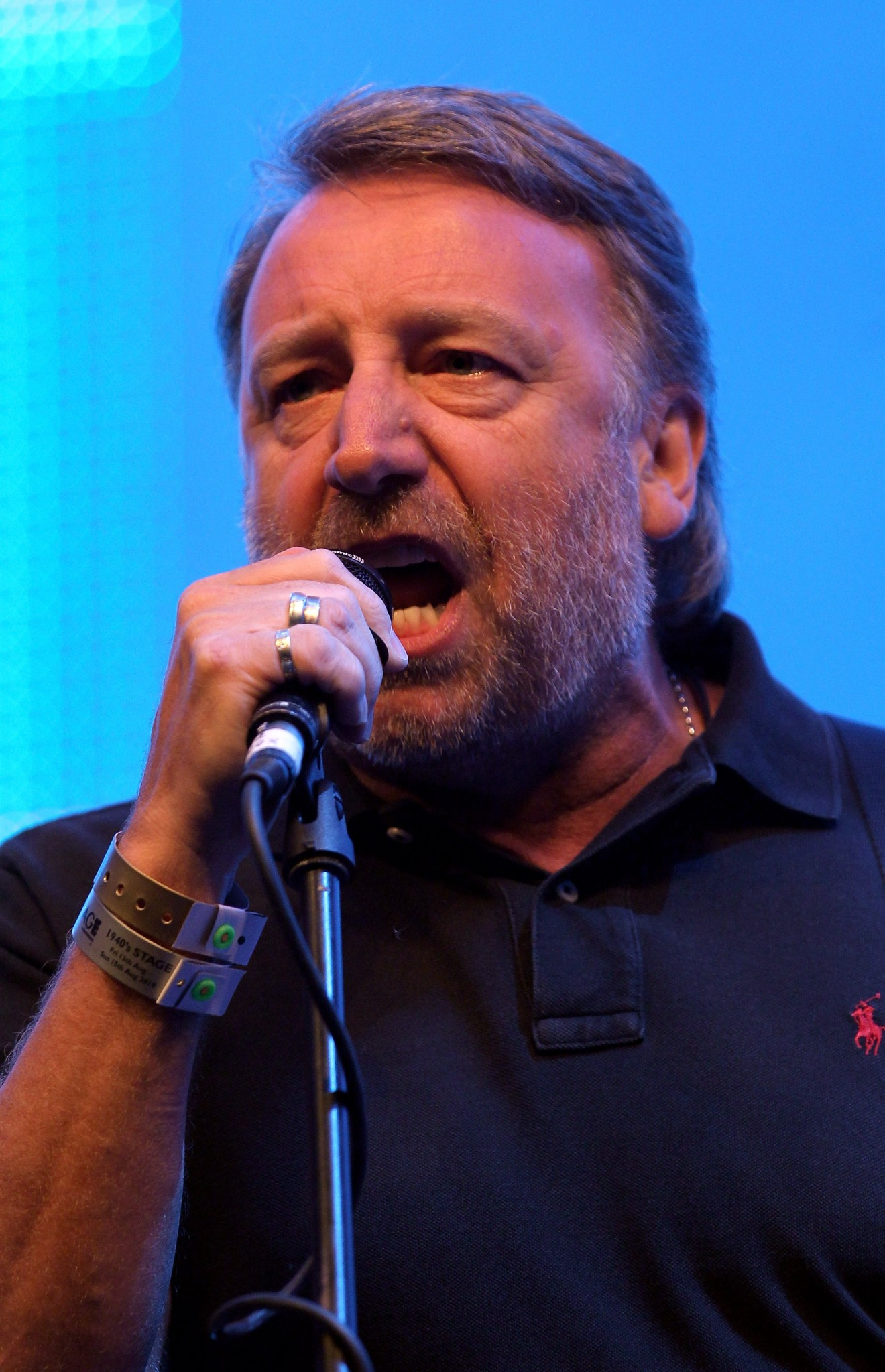 Former New Order bassist Peter Hook, taking his old bandmates to court