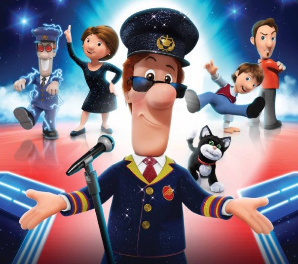 Postman Pat: The Movie was a big screen flop in 2014