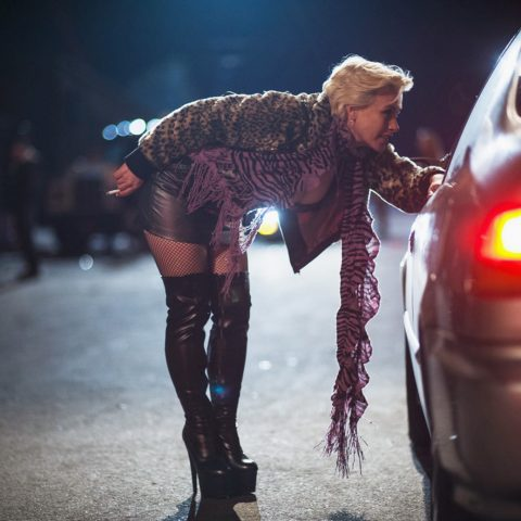 Patricia Arquette plays a sex worker