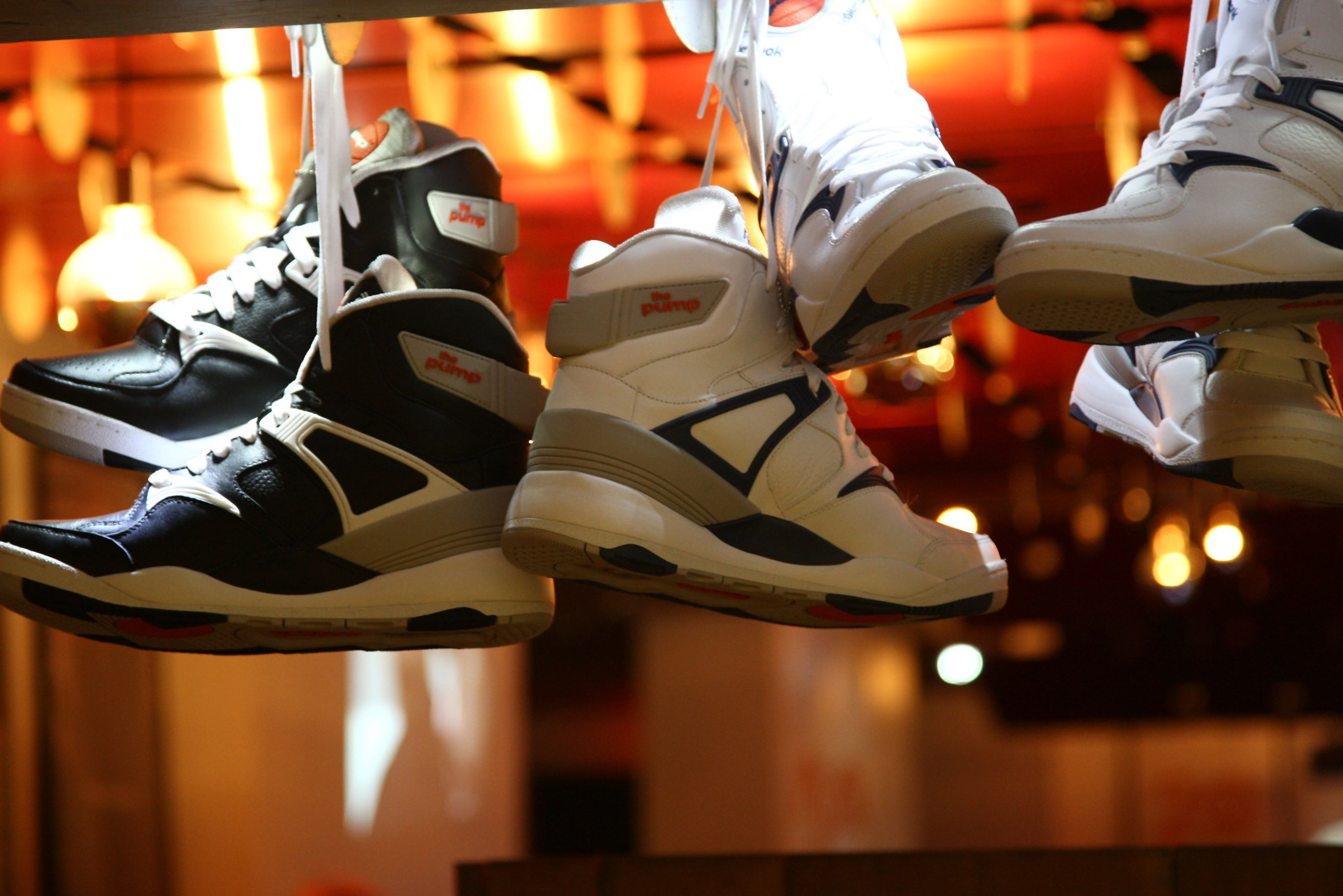 Reebok Pump Loaded Five Trainers That Changed the World