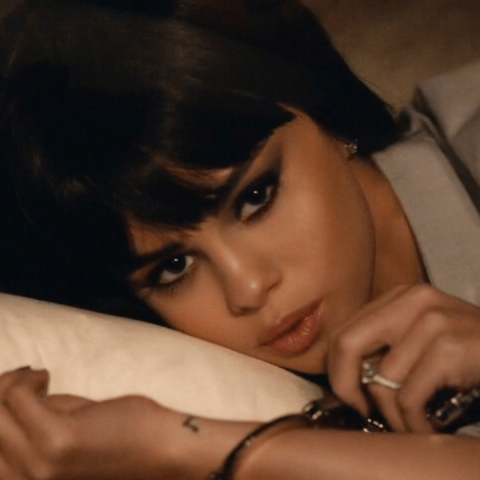 Selena Gomez in Hands To Myself video