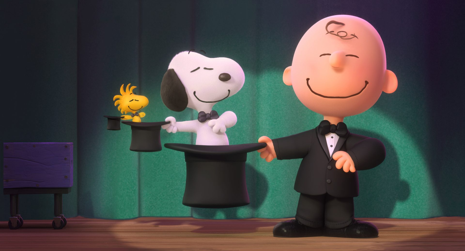 Blue Sky Studios Snoopy and Charlie Brown: The Peanuts Movie