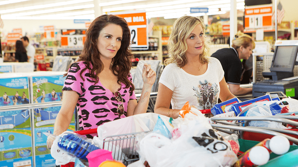 Tina Fey & Amy Poehler Star In Sisters