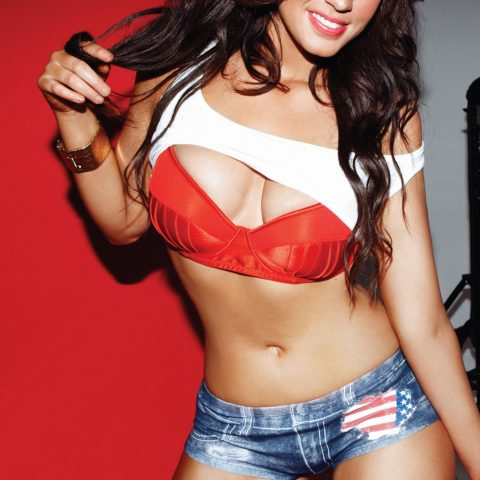 Vicky Pattison off of Geordie Shore