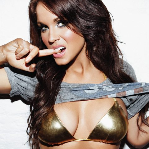 Vicky Pattison off of Ex On The Beach