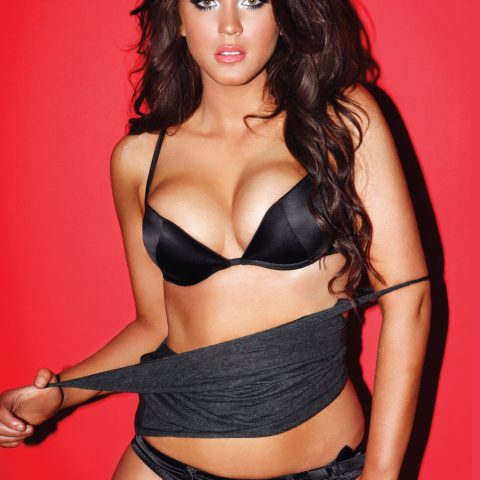 Vicky Pattison off of I'm A Celebrity