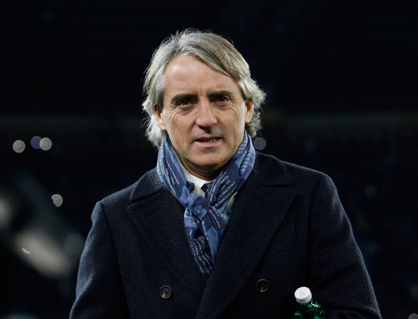 Inter Milan manager Roberto Mancini accuses opposite number of homophobia