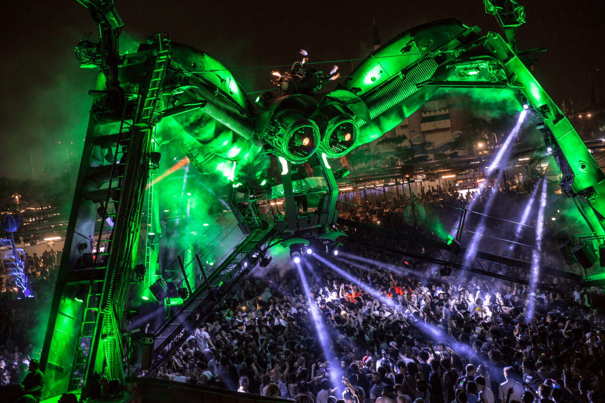 Arcadia hits Gravity festival in Thailand in January 2016 – Loaded
