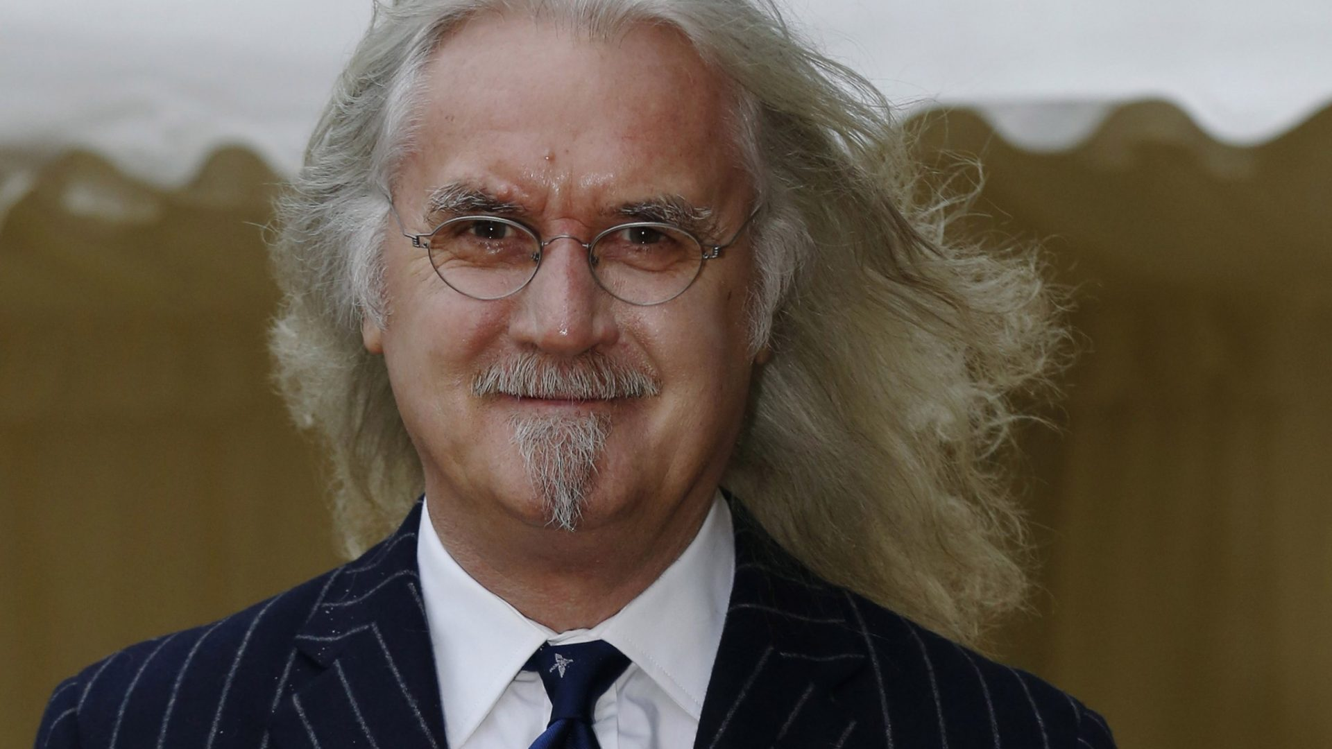 Cancer-struck comedian Billy Connolly is playing live at Hammersmith Apollo