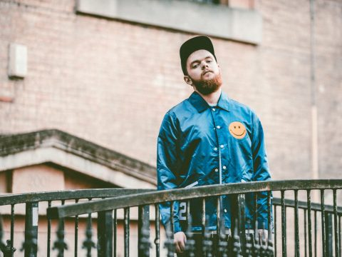 Sound Of 2016 winner Jack Garratt