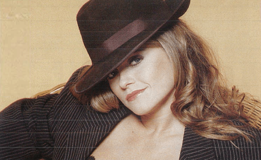 Danniella Westbrook in Loaded's May 1996 edition