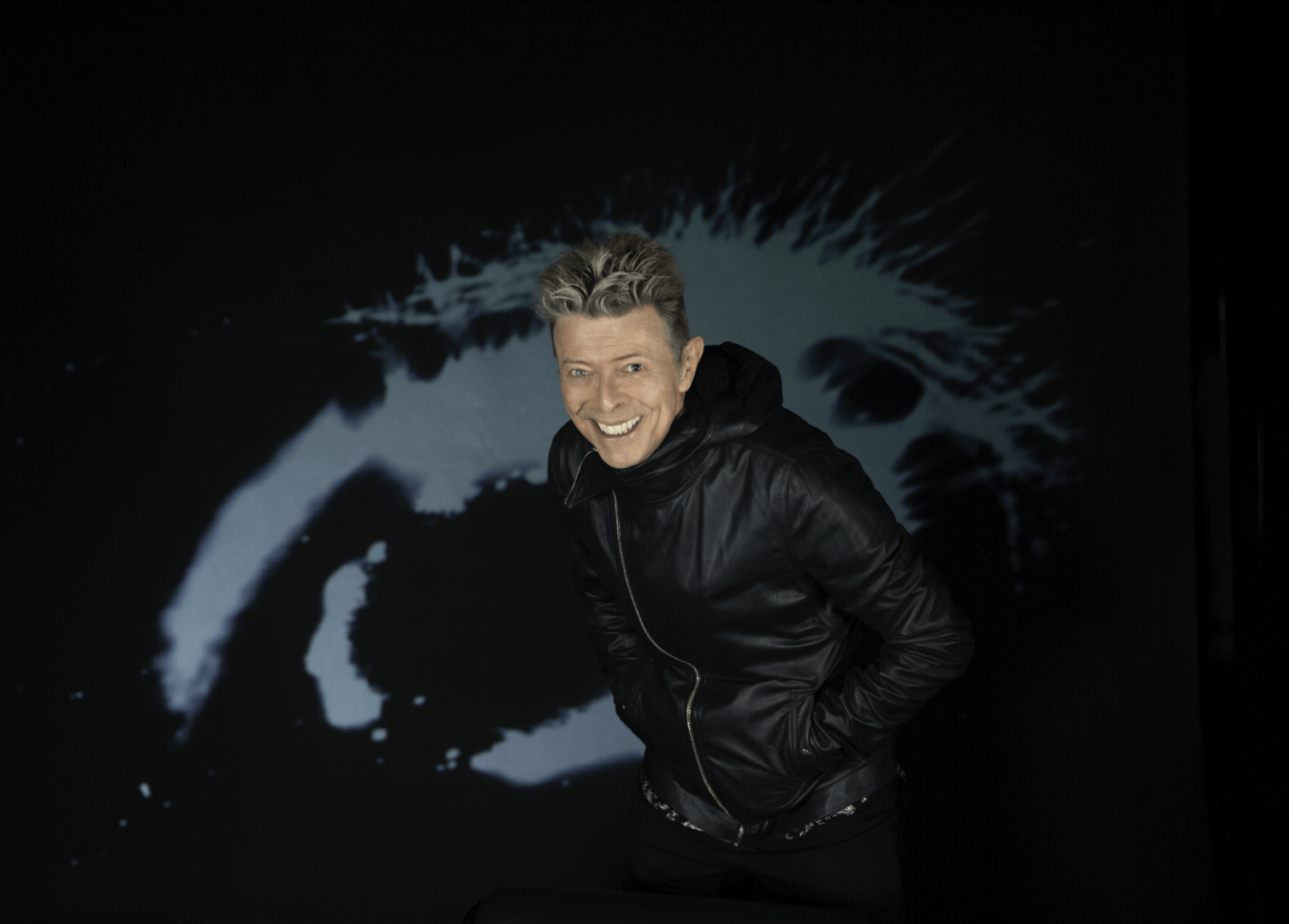 David Bowie promotes his Blackstar album