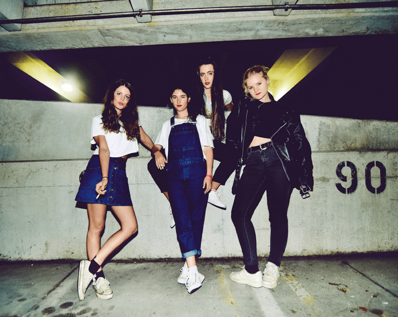 Hinds head out on tour after releasing their debut album Leave Me Alone – Loaded