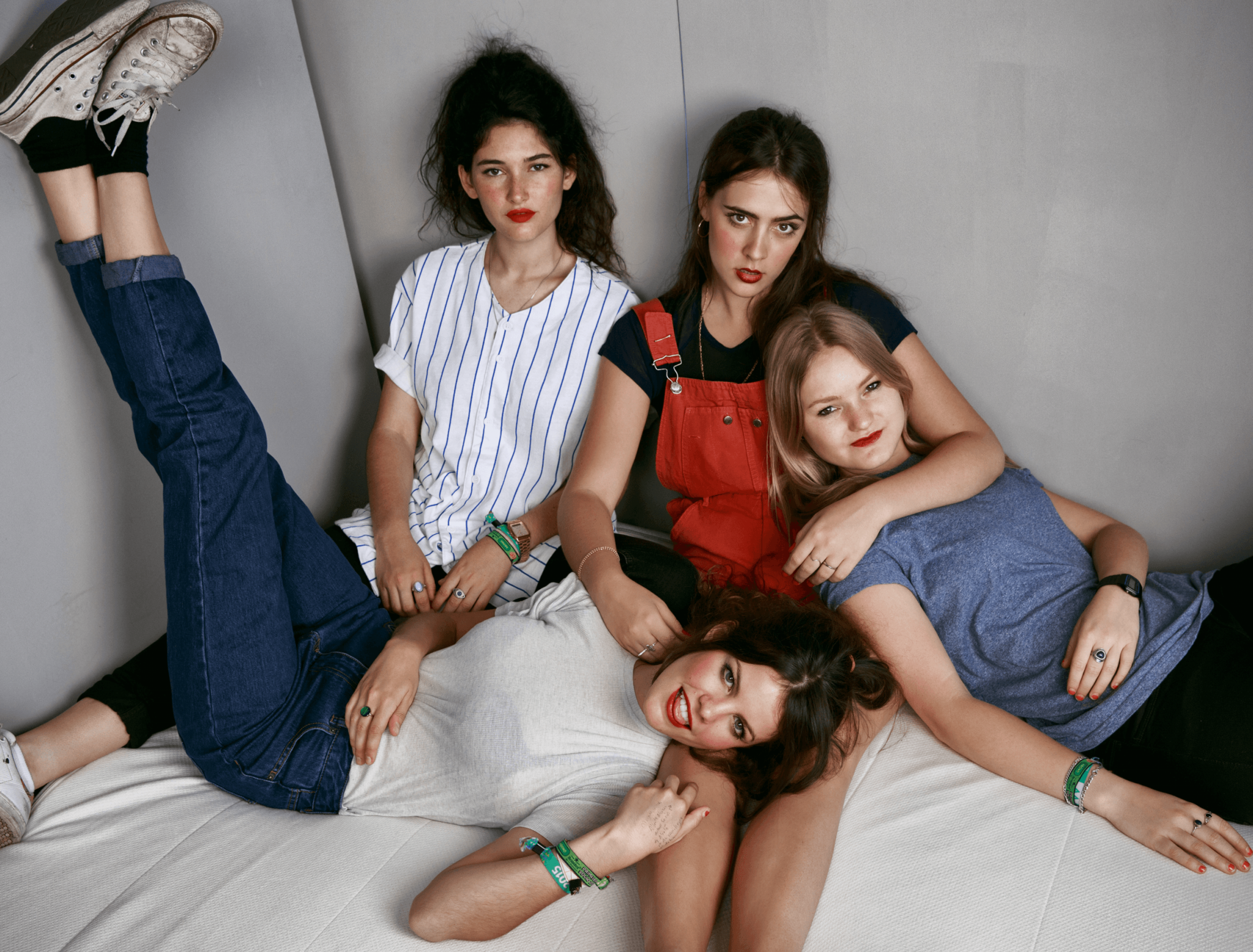 Hinds released Leave Me Alone earlier this month – Loaded