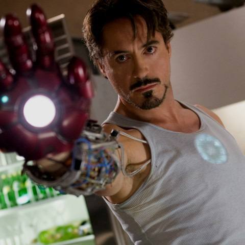 Iron Man genius Tony Stark