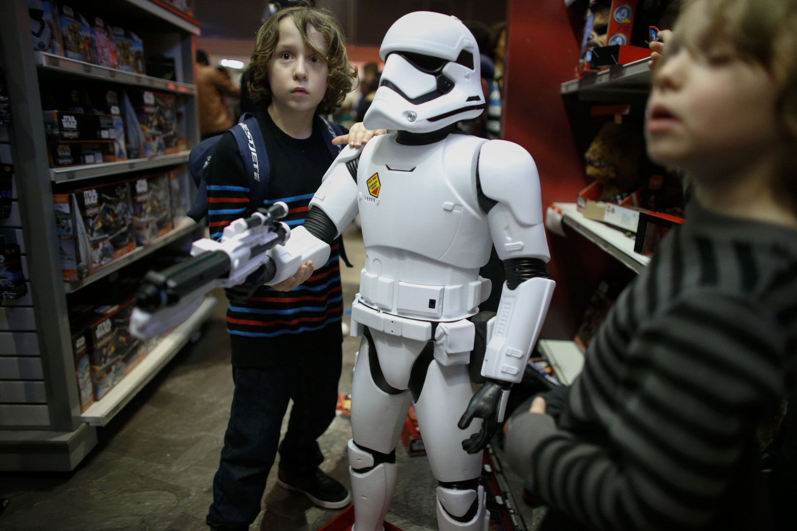 Star Wars toys and merchandise have been attacked by a former maker